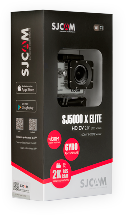 sjcamSJ5000xelitepacking